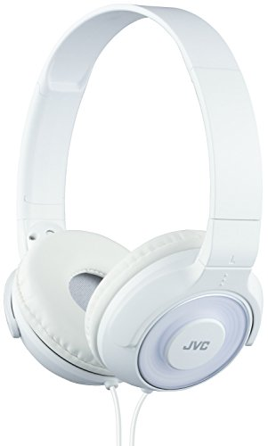 JVC HAS220BLANC Casque avec cordon pour Smartphone 1,20 m Blanc