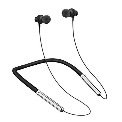 TOOGOO Q30 Auriculares Inalámbricos 5.0 Auriculares con Cancelación de Ruido Auriculares de Tapones para Los Oídos Estéreo con Micrófono