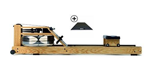 78855118, WaterRower Rudergerät Eiche S4 inkl. Bodenschutzmatte,1188