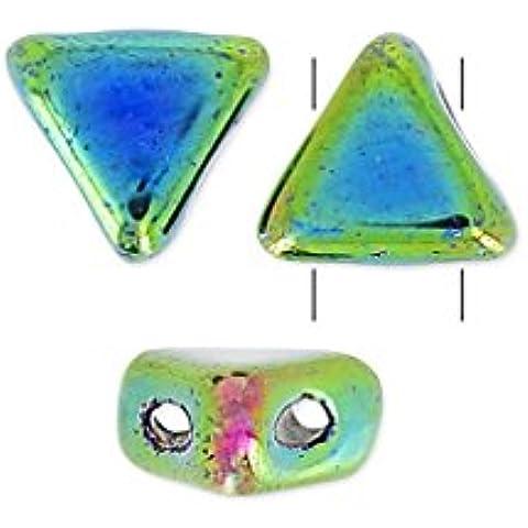 Khéops® by Puca® 6mm Green Iris x10g