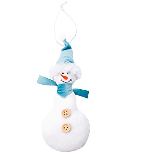 Schneemann Kostüm Tutu - Mitlfuny Festival dekor,Christmas,Halloween,Weihnachtsdekoration,Halloween deko,Halloween kostüm,Weihnachtsschmuck Geschenk Weihnachtsmann Schneemann Baum Spielzeug Puppe hängen
