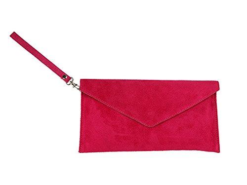 scarlet bijoux, Poschette giorno donna Viola (fucsia)