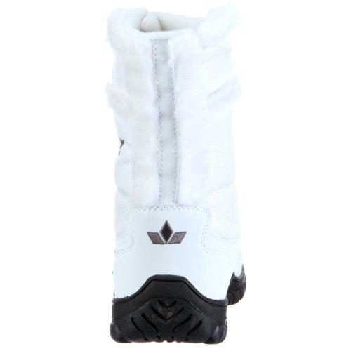 Lico - Saskia, Stivali da Neve Donna Bianco (Weiss/grau)