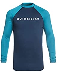 Quiksilver Always There Lycra Manches Longues UPF 50 Homme