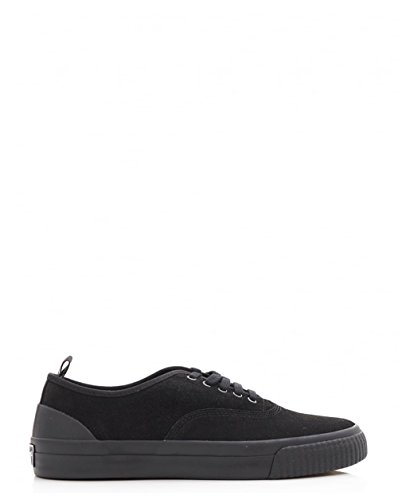 Fred Perry Authentics Barson Suede Trainers Black