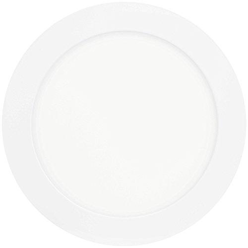 12w Einbauleuchte Gehäuse (LUMIRA 12W Ultra-Slim LED Panel, Rund, 170mm, Einbauleuchte, Decken-Lampe, Strahler, 12 Watt (Ersatz für 70W), inkl. Montage Set und Trafo, 900 Lumen, 4000 Kelvin, Neutralweiß)