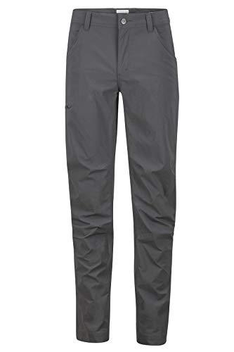 Marmot Herren Arch Rock Pant Trekkinghose Softshell, Slate Grey, 32