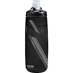 CamelBak Podium 24 oz Botella, Unisex adulto, Negro (Jet), Única