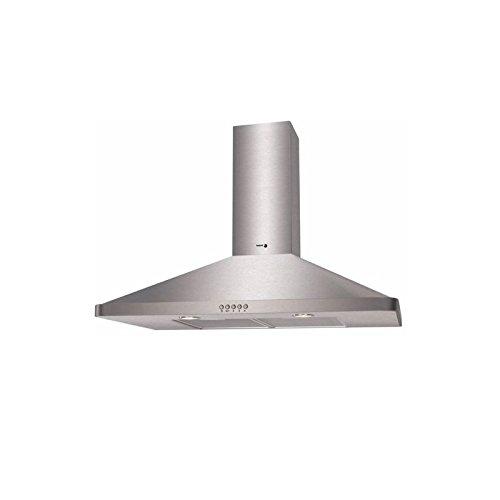 Fagor CFP-90AXA - Campana decorativa 90cm acero inoxidable clase de eficiencia energetic
