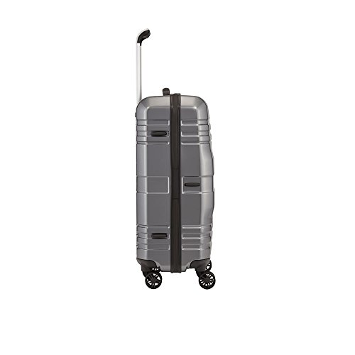 TITAN PRIOR gun metal, Trolley 69 cm - (700605-85) - 5