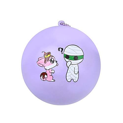 YWLINK Cartoon Drucken Shantou Freizeit Puzzle Dekompression Spielzeug Langsam Steigend Stress Reliever Spielzeug