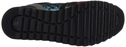 Gioseppo 30603, Scarpe da Ginnastica Basse Donna Blu (Blue)