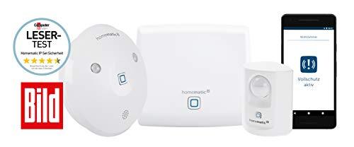 Homematic IP Smart Home Set Sicherheit - BILD-Edition, 154593A0