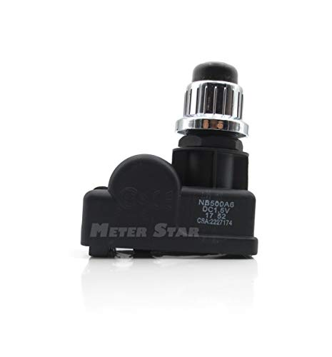 Meter Star CSA Zertifiziert 6 Männliche Steckdose AA Batterie Taster Elektronische Zünder 1,5 V Funkengenerator BBQ Grill Ersatz Zubehör -