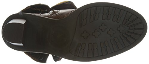Clarks Lisette Blues, Bottes femme Marron (Dark Tan Lea)