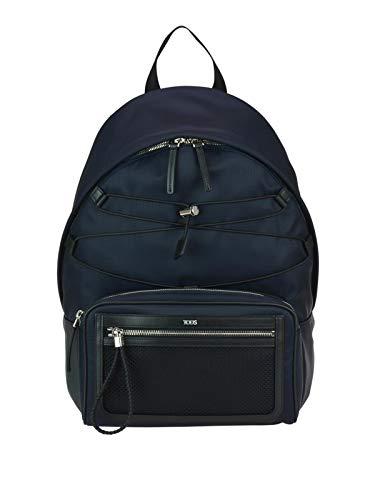 Rucksack Messenger Tragetasche Laptop Polyester, British Style College Schule Rucksack, Classic Student Weekend Bag, Casual Daypacks, Reisen Rucksack, Schultasche für Jungen & Mädchen blau navy (Rucksäcke Simpsons)