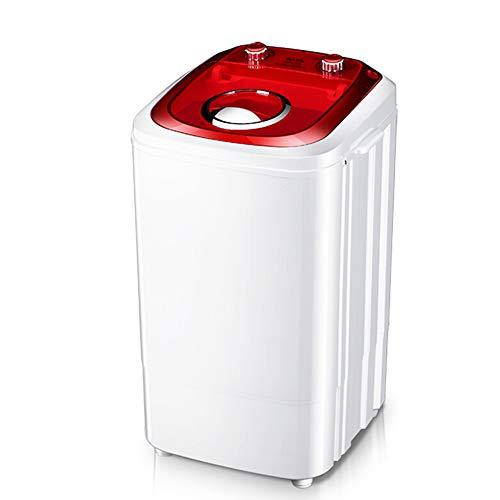 OCYE Mini Lavatrice Portatile Che va Ovunque - Adatta per la Pulizia di Vestiti - capacità 10 libbre, Timer, Coperchio Trasparente, Materiale PP