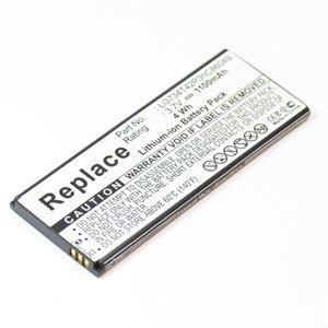 Akku für SFR STARADDICT Android Edition / Base Lutea 2 / Medion Life P4310 / ZTE Skate / Orange Monte Carlo (1100mAh, 3,7V) Lithium-Ionen Akku Batterie
