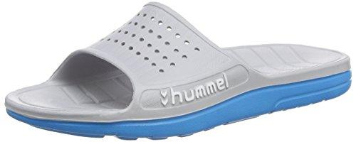 Hummel Sport Sandal - Scarpe da Spiaggia e Piscina Unisex adulti Grigio (Grey (Tradewinds 1615))