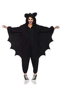 Leg Avenue- Mujer, Color negro, Talla Única (EUR 36-40) (85552)