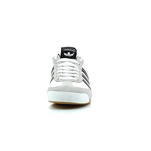 adidas Dragon Herren Sneakers Multicolore (Blanco / Negro / Gris (Ftwbla / Negbas / Dormet))