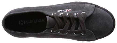 Superga 2790-Suew, Sneaker Donna Grigio (Grey Stone)