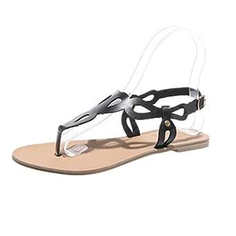 94949d0cb608 Woman Flats Summer Sandals