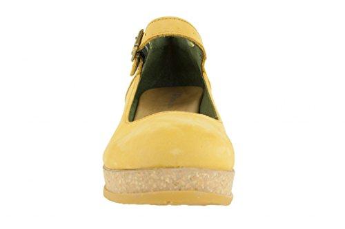 Sandales El Naturalista jaunes Jaune