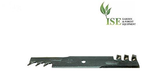 Ise® Ersatz Universal Mulchmesser ersetzt Teilenummern: PT8721, 1–7037, 363055, 363245, 7–6450, 7–7344, 7075751, 7075751, 7075751bz, 7075751bzyp, 105–7779–03 (Serie 7779)