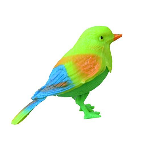 Egosy Voice Attiva Twitter Sound Control Songbird Divertente Toy Kid Gift