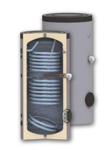 1000 Liter Solarspeicher Trinkwasserspeicher SON1000 Liter 2 Wärmetauscher 100mm Isolierung