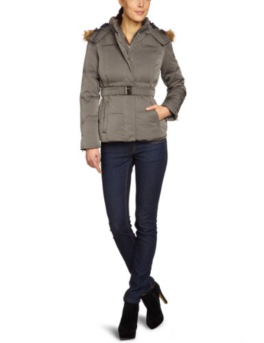 pepe-jeans-damen-kurzmantel-slim-fit-pl400568-selter-gr-46-xl-grau-chrome