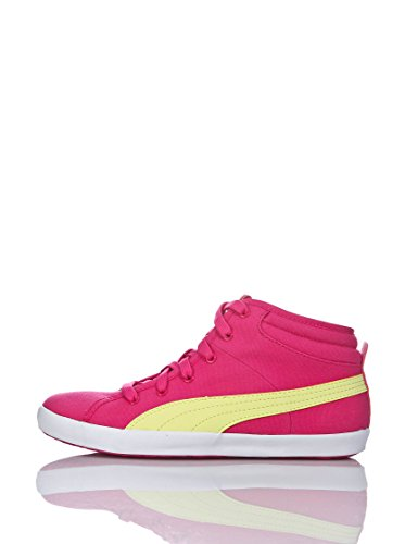 Puma , Baskets pour fille - ROSA-GIALLO
