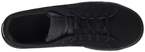 Nike Court Royale (Gs), Sneakers basses homme Noir (Black / Black)