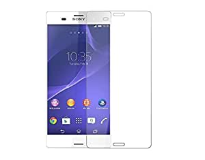 OPUS PRO+ Curve 2.5D TEMPERED GLASS FOR Sony Xperia T3 (PACK OF 2) + OTG CABLE FREE