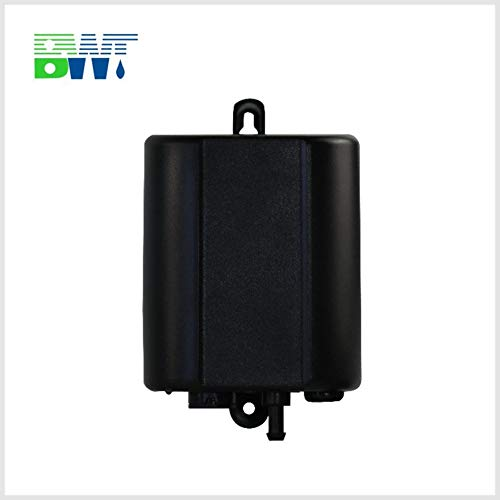 Générateur d'ozone aquatique 85-265V 6W 300mg / h ozonateur de piscine à air purificateur d'air durable petits appareils de climatisation - noir