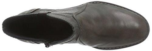 Rieker 73493 Stivali da Donna Grigio (Graphit/Stromboli/Graphit/46)