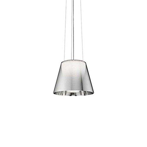 Flos Ktribe S2lámpara de techo plateado f6257000Design Philippe Starck 2005