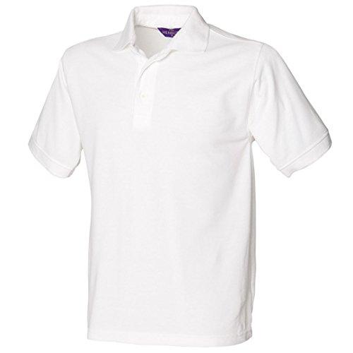 Henbury 65/35-polo White*†