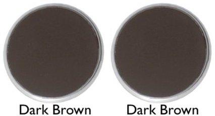 EcoBell Topical Shader 5G - Mascarilla capilar castaño oscuro–Juego de 2