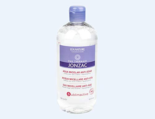 LÉA NATURE Jonzac Sublimactive agua micelar anti-edad 500ml