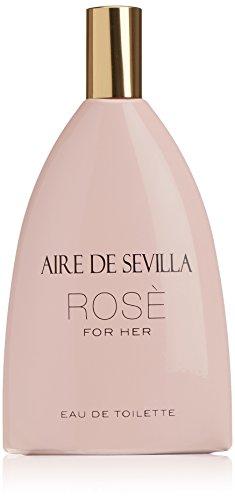 POSSEIDON AIRE SEVILLA ROSE agua de tocador vaporizador150 ml (precio: 10,74€)