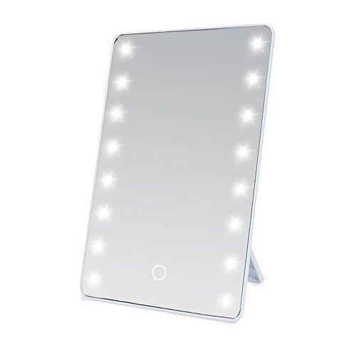 kokome-porttil-inteligente-toque-gire-a-ONOFF-16-LED-iluminado-espejo-cosmtica-maquillaje-espejo-escritorio-maquillaje-espejo-de-vanidad-con-nuevo-plegable-pata-de-cabra-para-hogar-viajes-oficina