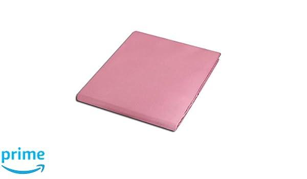 200x220 MODHAUS Drap Plat Drap de lit en satin 100/% coton sans /élastique 200/x 220 beige Coton