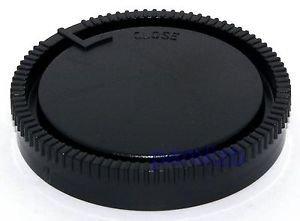 Maxsimafoto - Body Cap for Sony Alpha A100, A200, A230, A290, A300, A330, A350, A380, A390, A450, A500, A550, A700, A850, A860, A900, A33, A35, A55, A57, A65, A77