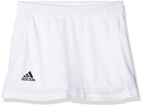 adidas Mädchen Oberbekleidung T16 Skort Y, weiß, 152, AJ8767