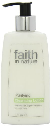 Faith in Nature Organic Purifying Cleansing Lotion 150ml