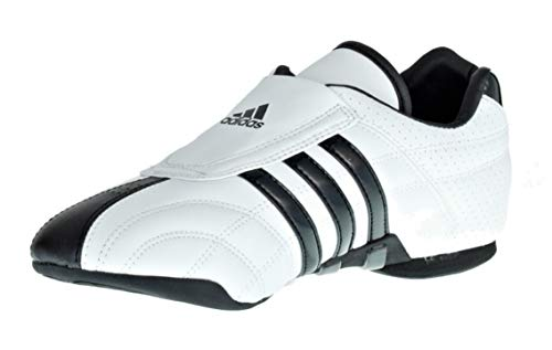 adidas Schuhe Adilux weiss/schwarz, Gr. 45 1/3