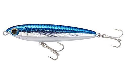yo-zuri r1153-bm Hydro Bleistift Schwimmende Köder, Blau Makrele von yo-zuri America, Inc.