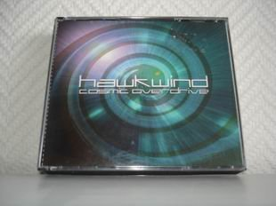 Cosmic Overdrive by Hawkwind (2003-02-04)